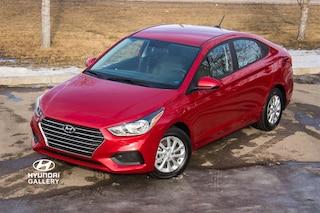 2019 Hyundai Accent (4) Preferred at Sedan