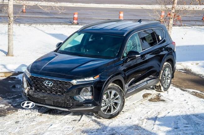 085640b2c33bd 2019 Hyundai Santa Fe Preferred AWD 2.4L Dark Chrome SUV