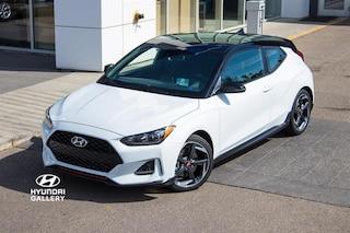 2019 Hyundai Veloster Turbo Tech w/Two-Tone Paint Hatchback