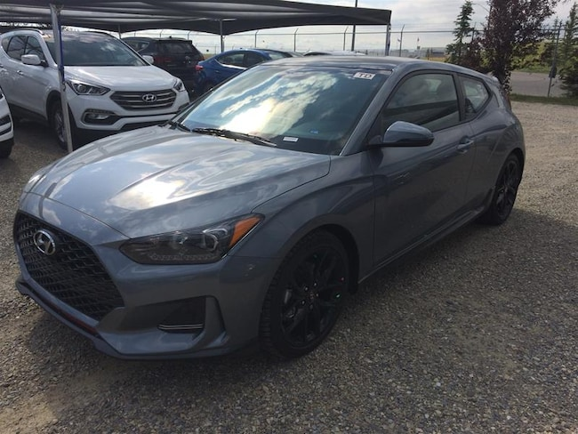 2019 Hyundai Veloster Turbo Performance - M6 Hatchback