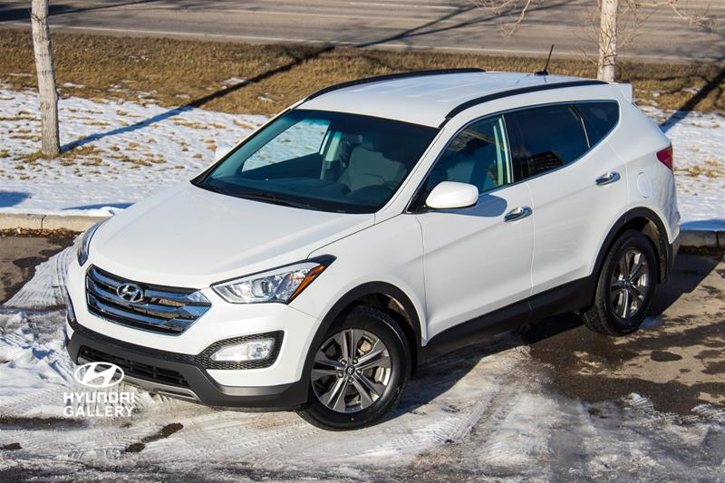 2014 Hyundai Santa Fe Sport 2.4L AWD Premium AWD, Heated Seats and Steering Wh SUV