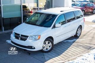 2017 Dodge Grand Caravan Crew Heated Leather, Bluetooth, Power Doors Van Passenger Van
