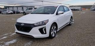 2019 Hyundai Ioniq EV Preferred - White Hatchback