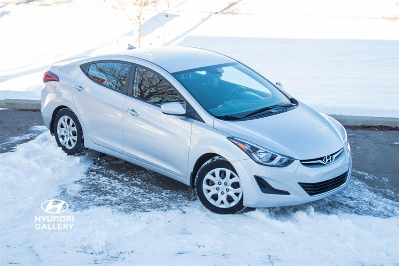2015 Hyundai Elantra GL at **Hyundaimania Sale Price** Sedan