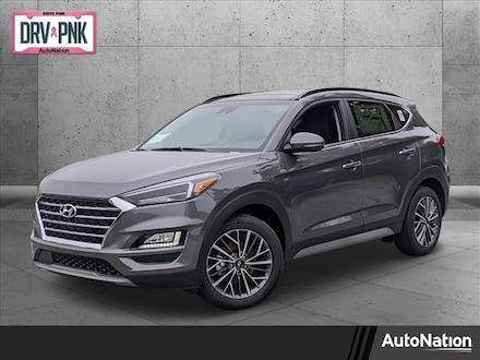 2021 Hyundai Tucson Ultimate Sport Utility