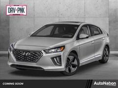 2021 Hyundai Ioniq Hybrid Limited 4dr Car