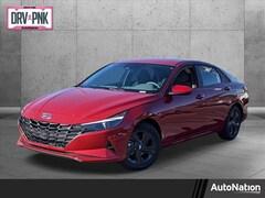 2021 Hyundai Elantra SEL 4dr Car