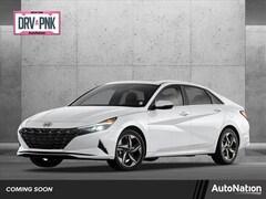 2021 Hyundai Elantra Hybrid Limited 4dr Car