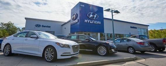 Hyundai Dealership Near Me >> Autonation Hyundai Dealership In Buford Ga Autonation Hyundai