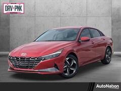 2021 Hyundai Elantra Limited 4dr Car