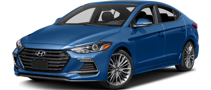 New 2017 Hyundai Elantra Limited at Red McCombs Hyundai Northwest