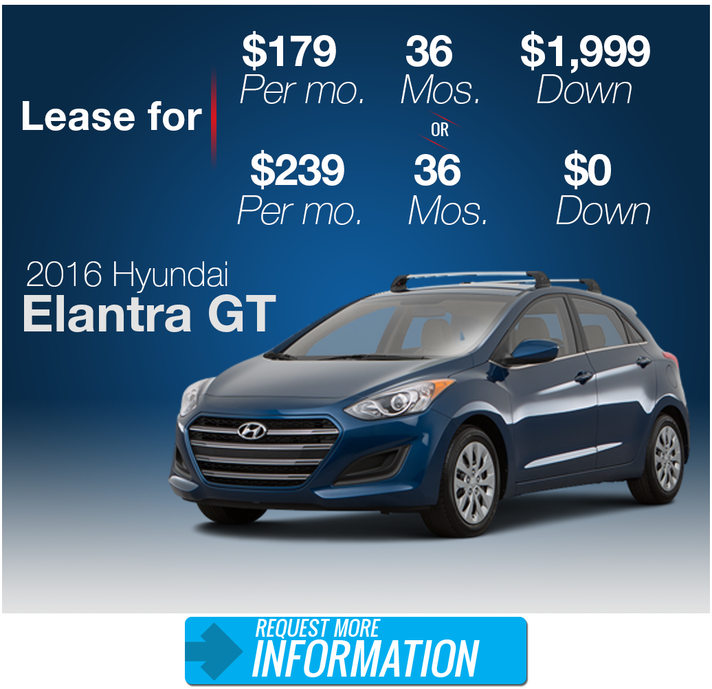 Great Hyundai Elantra GT Lease Specials Going On Now At Our Hyundai Dealership In San  Antonio