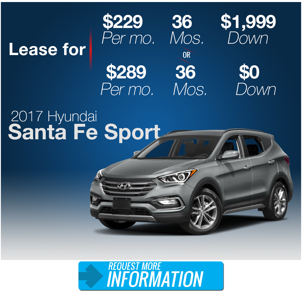 High Quality More Features, Style, And Comfort For Less    Why You Should Opt For Hyundai  Santa Fe Sport Lease In San Antonio