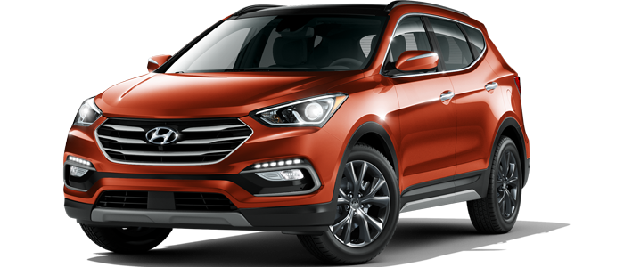 New 2017 Hyundai Santa Fe Sport at Red McCombs Hyundai Northwest