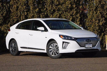2020 Hyundai Ioniq EV Limited Hatchback