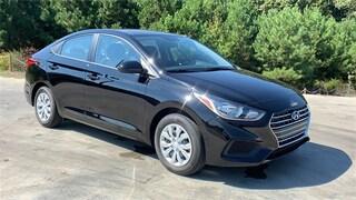 new 2020 Hyundai Accent SE Sedan for sale in anderson sc