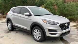 new 2020 Hyundai Tucson SE SUV for sale in anderson sc