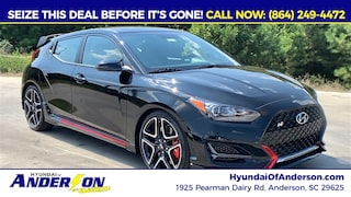 new 2020 Hyundai Veloster N N Hatchback for sale in anderson sc
