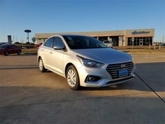2021 Hyundai Accent SEL Sedan 3KPC24A61ME134899