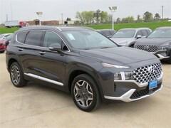 2021 Hyundai Santa Fe Limited SUV 5NMS44AL7MH334030