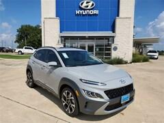 2022 Hyundai Kona Limited SUV KM8K5CA30NU813807 for sale in Brenham, TX