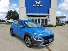 2022 Hyundai Kona Limited SUV KM8K5CA38NU813750 for sale in Brenham, TX