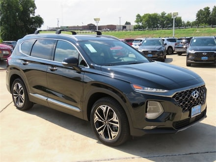 2020 Hyundai Santa Fe Limited 2.0T SUV 5NMS53AA1LH254811