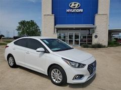 2021 Hyundai Accent SEL Sedan 3KPC24A65ME136879 for sale in Brenham, TX