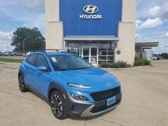 2022 Hyundai Kona Limited SUV KM8K53A37NU814243 for sale in Brenham, TX