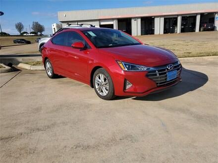2020 Hyundai Elantra SEL Sedan KMHD84LF7LU085252