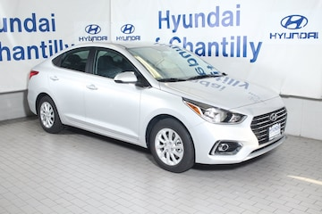 2021 Hyundai Accent Sedan