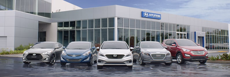 Hyundai Dealership