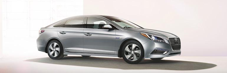 2016 Hyundai Sonata Plug-In Hybrd