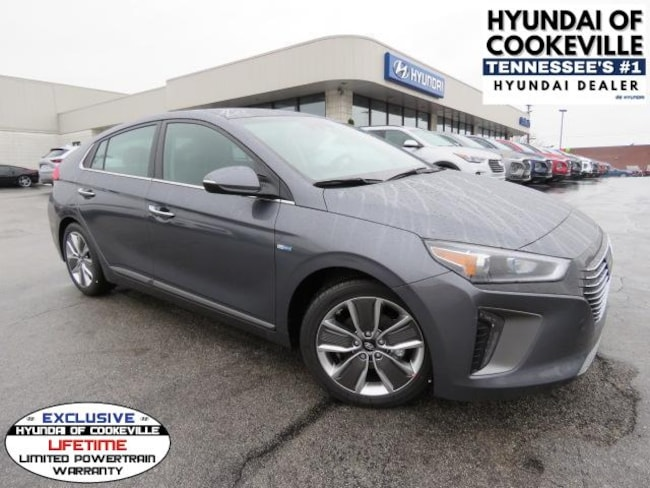 2019 Hyundai Ioniq Hybrid Limited Ultimate Hatchback