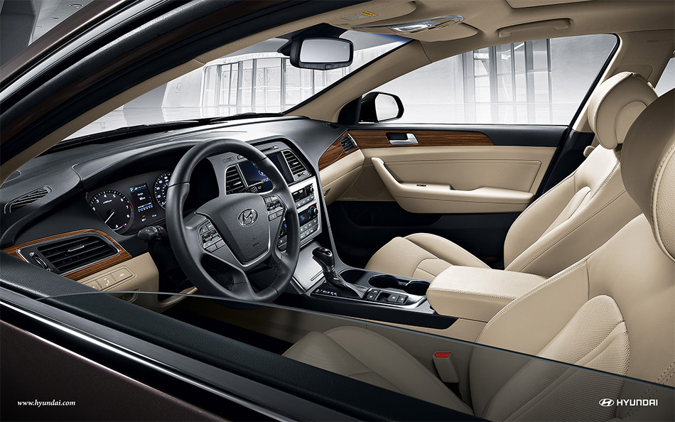 Sonata Interior from the Outside