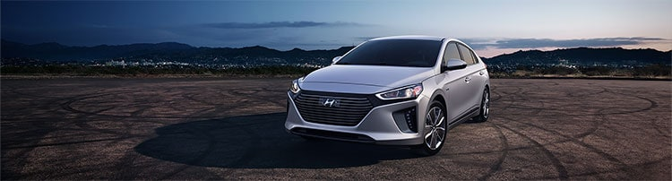 All new Hyundai IONIQ