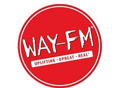 88.7 WAY-FM Logo