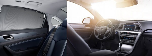Sonata Hybrid Interior