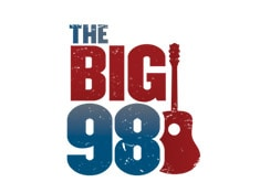 The Big 98FM Logo