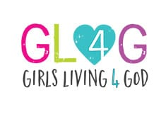 Girls Living 4 God Logo