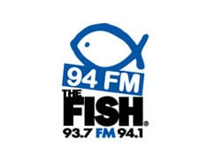 94FM The Fish Logo