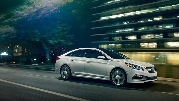 Android Auto in the 2015 Sonata | Hyundai of Cool Springs