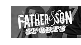 Father & Son Sports Logo