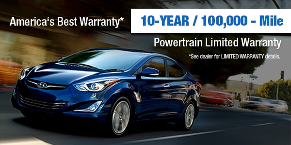 HYUNDAI WARRANTIES