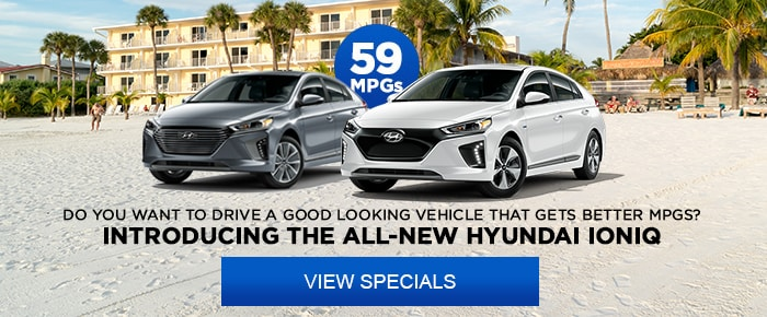 Hyundai of Cool Springs Vehicle Specials