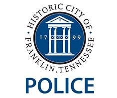Historic City of Franklin Police Logo