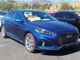 Buy a 2018 Hyundai Sonata Limited 2.0T Sedan in Cottonwood, AZ