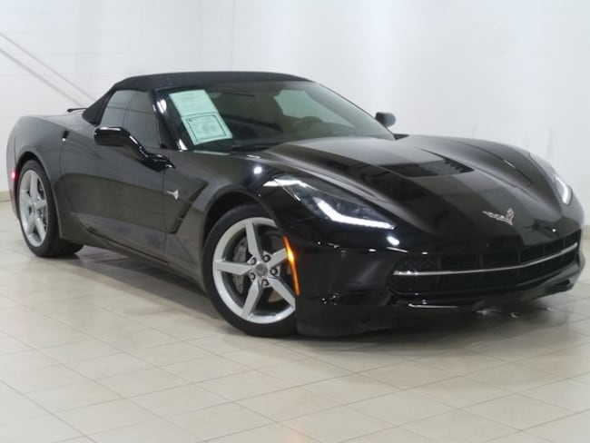 2014 Corvette Stingray For Sale >> Used 2014 Chevrolet Corvette Stingray For Sale At Hyundai Of