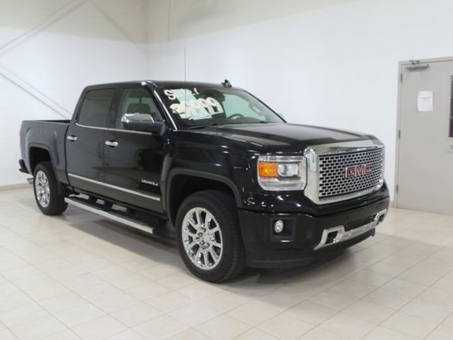 Used 2015 GMC Sierra 1500 Denali Truck Crew Cab in Cottonwood, AZ