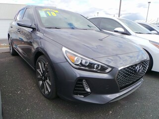 Buy a 2018 Hyundai Elantra GT Sport Hatchback in Cottonwood, AZ